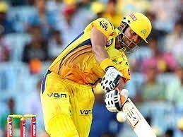 Suresh Raina batting for CSK