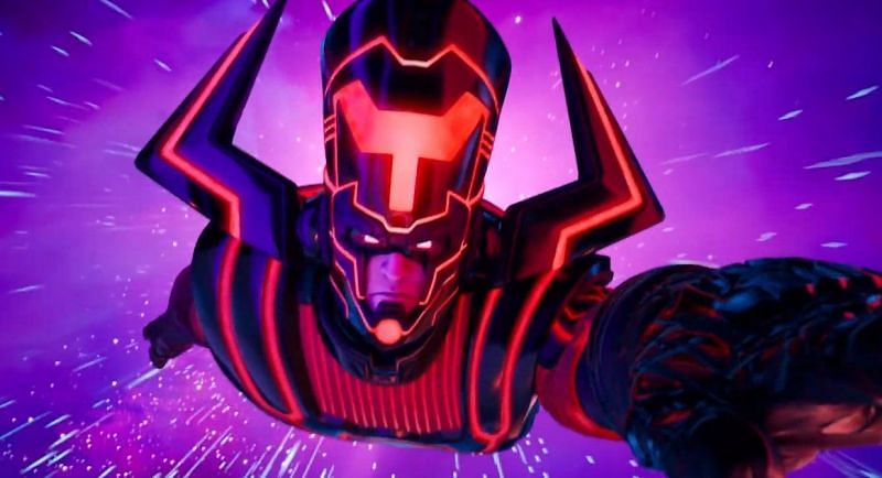 Galactus is coming to the Fortnite island (Image Credits: Sizzy/ Twitter)
