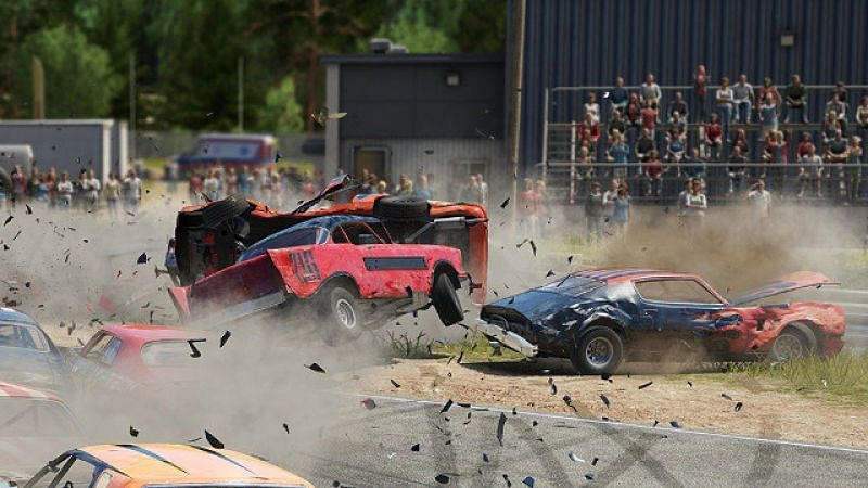 Wreckfest (Image credits: Game Revolution)