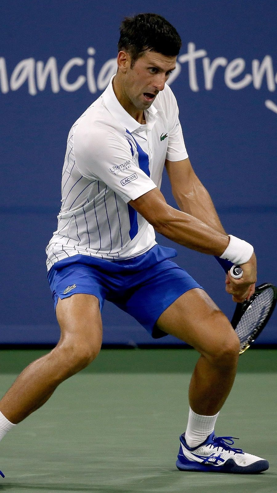 It Is A Blessing To Be Able To Play Against Novak Djokovic Tennys Sandgren