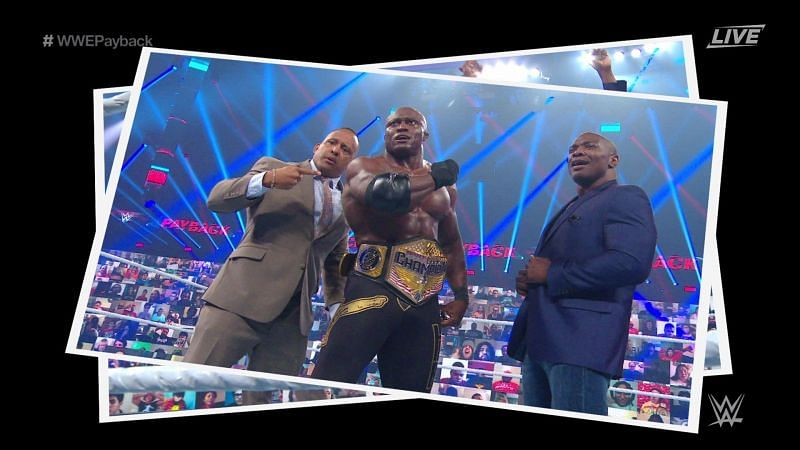 Revealed: Bobby Lashley's Next Opponent For WWE United States Championship 2