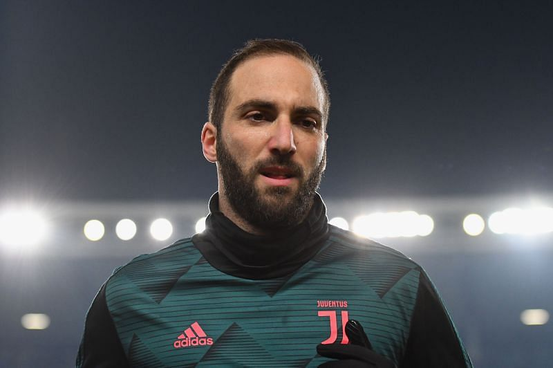 Gonzalo Higuain is set to leave Juventus this summer