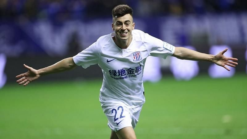 Stephan El Shaarawy will not feature for Shanghai Shenhua