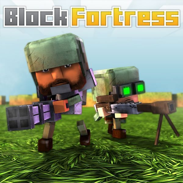 Block Fortress (Image Credits: Steam Community)