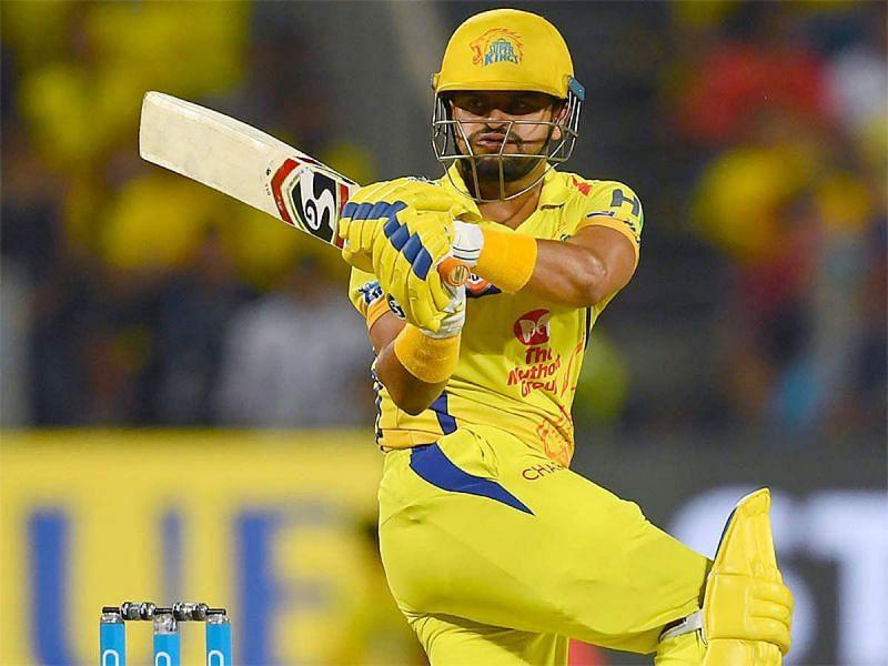 Chennai Super Kings vice-captain Suresh Raina will miss IPL 2020