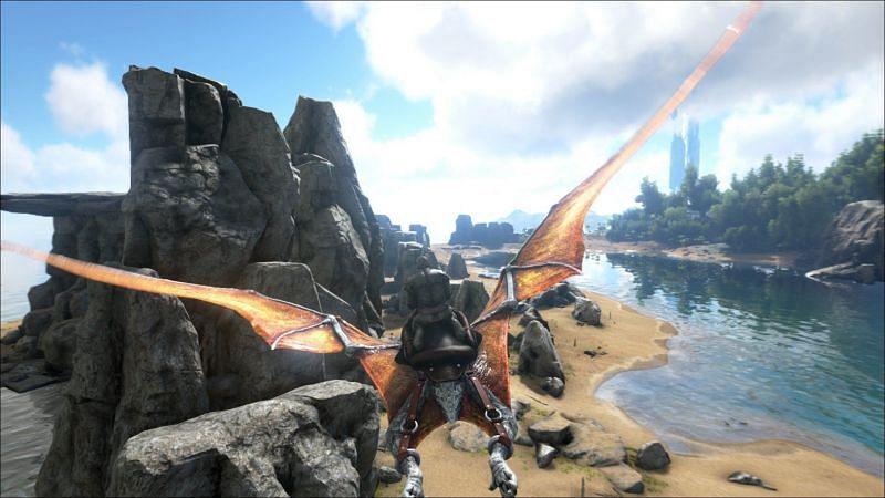 Ark: Survival Evolved (Image credits: Malavida)