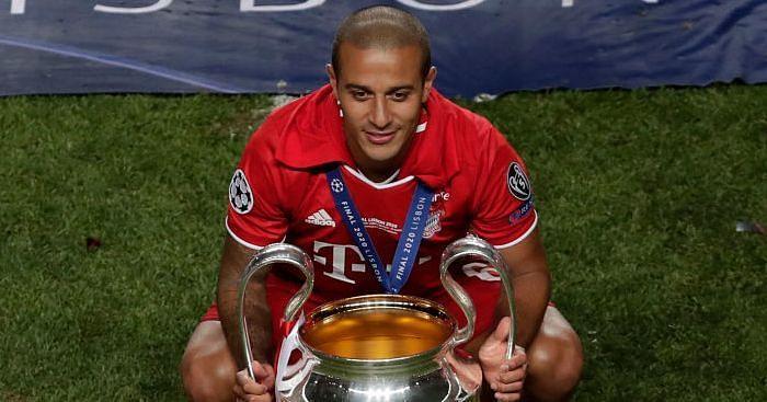 Thiago has been brilliant at Bayern Munich