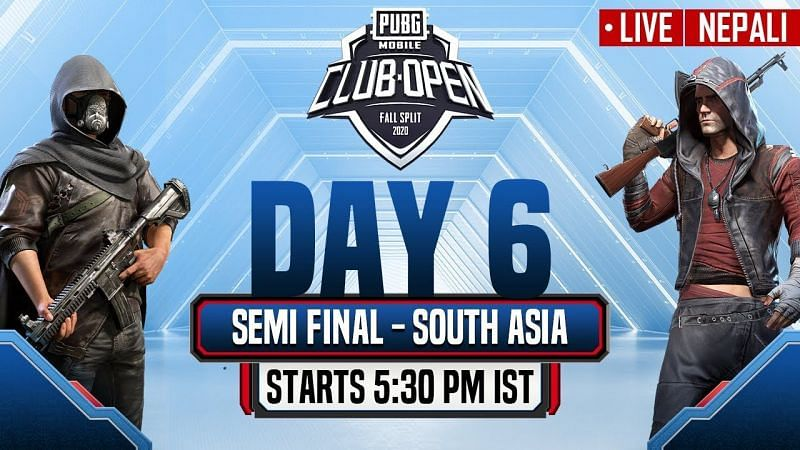 PMCO Fall Split 2020 South Asia recap (Image Credits: PUBG Mobile Esports)
