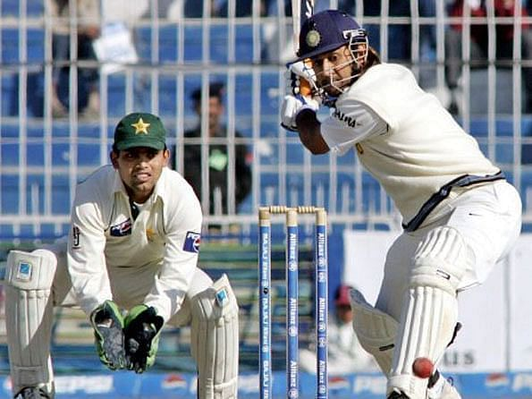 MS Dhoni had played a 148-run knock in the Faisalabad Test against Pakistan in 2006