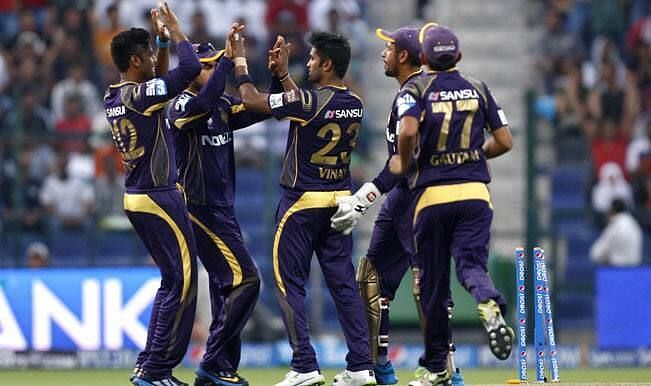 Reduce, Restrict, Reclaim [PC:india.com] - a gameplan that worked to perfection for KKR against CSK.