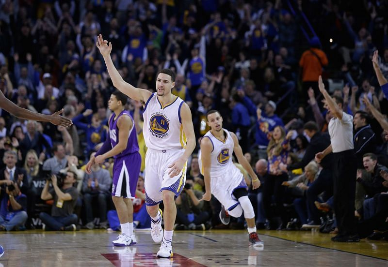 The Golden State Warriors have a great chance to make another title run if they get the top pick.