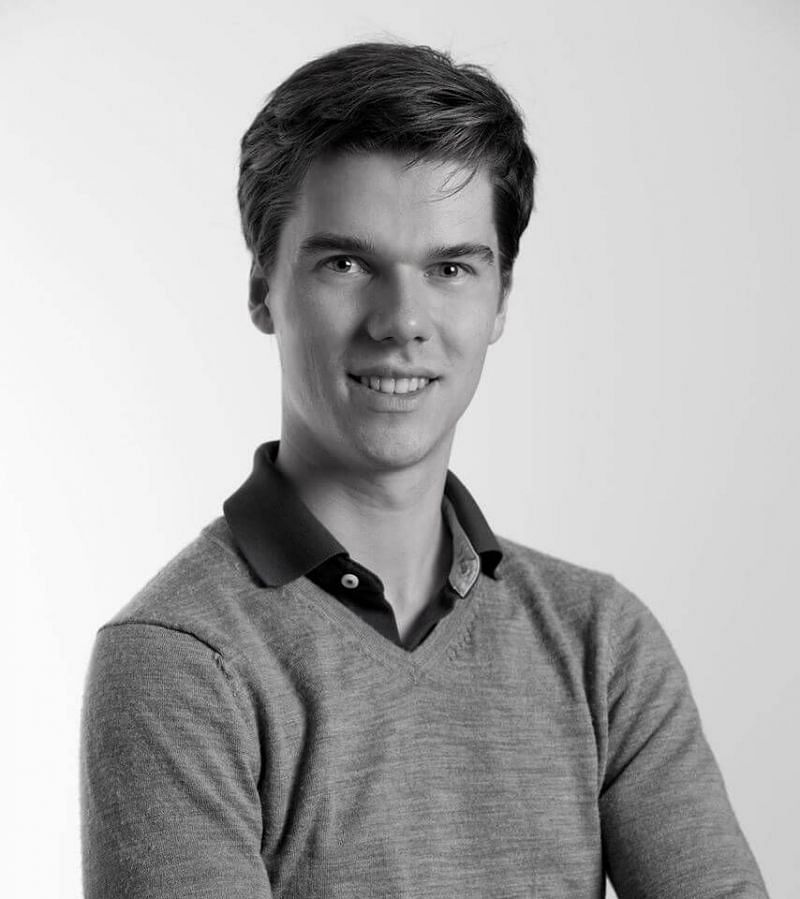 CEO of Chess24 and COO of Play Magnus Group Sebastian Kuhnert (Image Credits - Finance Feeds)