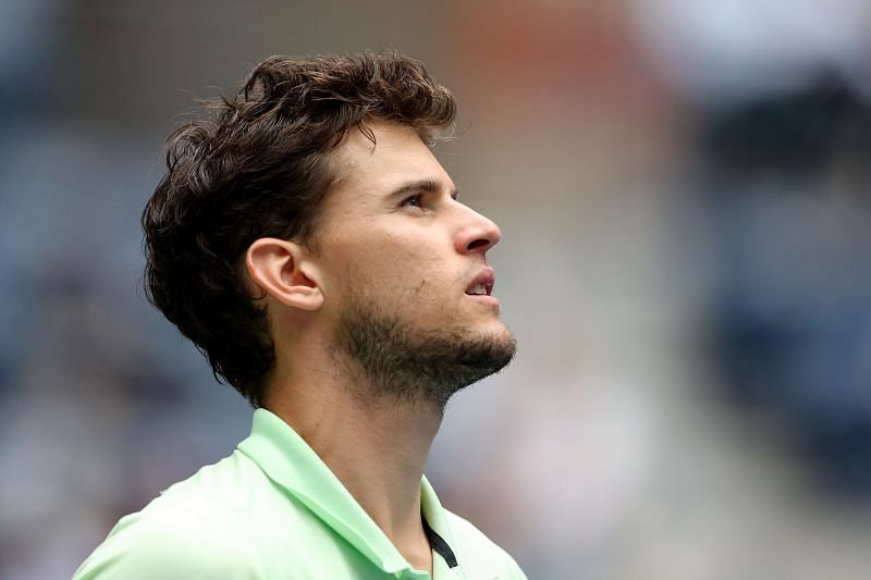 Dominic Thiem lost in the first round of US Open last year