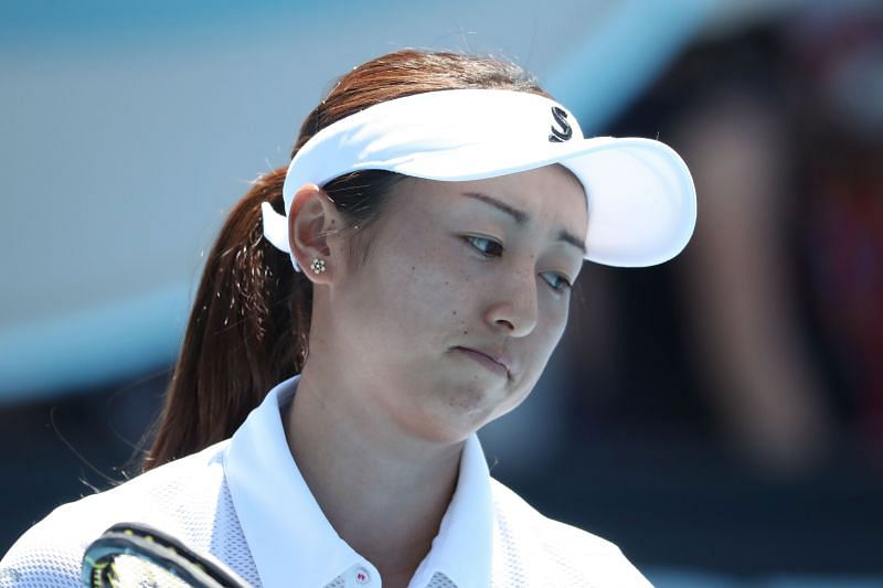 Misaki Doi enters the tournament with a dismal 1-7 win-loss record.