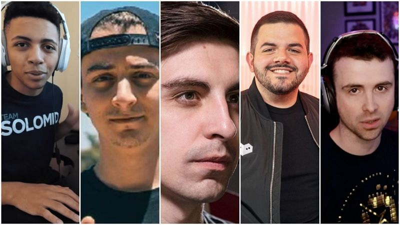 Top 5 streamers who left Fortnite for another game.