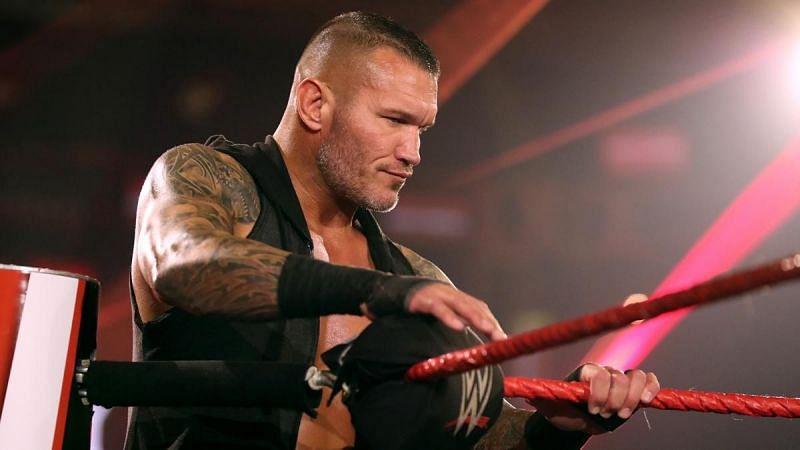 WWE सुपरस्टार रैंडी ऑर्टन