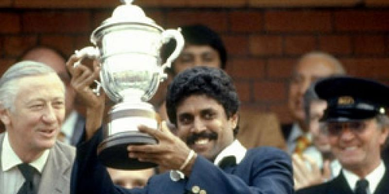 Kapil Dev led India to their first-ever World Cup in 1983
