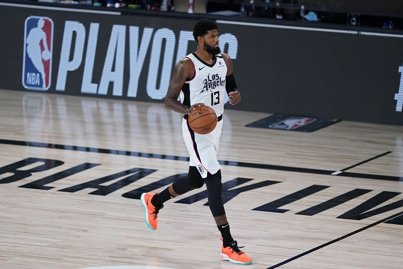Paul George was dominant in Game 5 for the LA Clippers