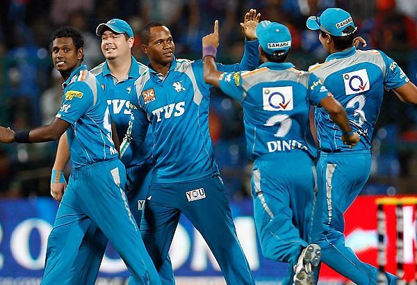 Pune Warriors India could not finish above eighth across the three seasons they took part in. Image Credits: India TV News