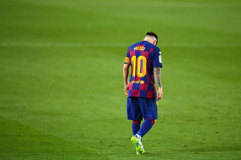 Lionel Messi is keen to leave Barcelona this summer to take on a new challenge