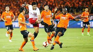Wuhan Zall will want to win this fixture