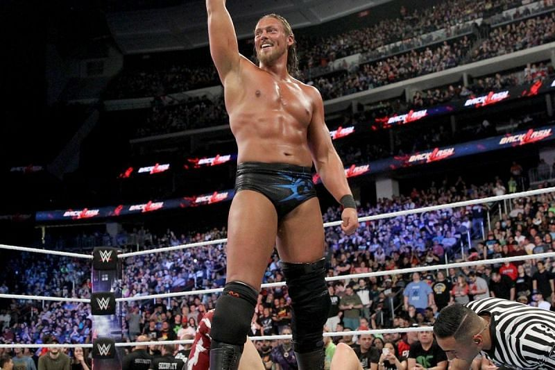Could we see Big Cass in the squared circle soon?