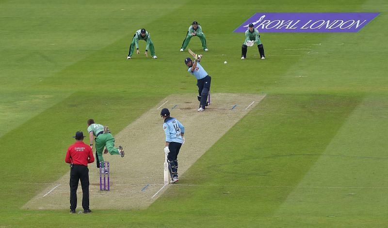 इंग्लैंड  vs आयरलैंड