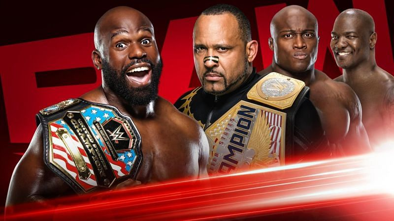 Who will leave Monday Night RAW as the real United States Champion?