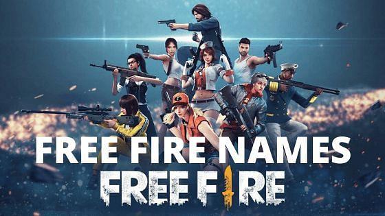 Nicknames for Free Fire (Image Credits: Technoenhance)