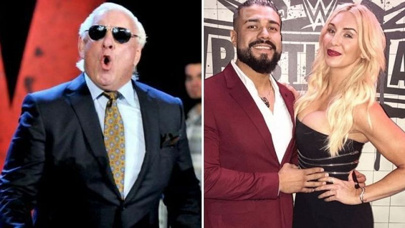 Ric Flair gave his thoughts on Andrade