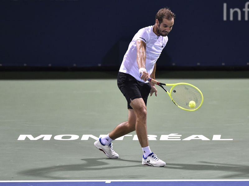 Richard Gasquet at the 2019 Rogers Cup