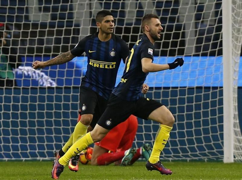 Once teammates at Inter Milan, Banega and Brozovic will go head to head on Friday.