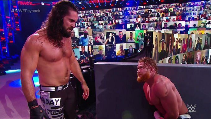 Will Seth Rollins forgive Murphy for this huge mistake?