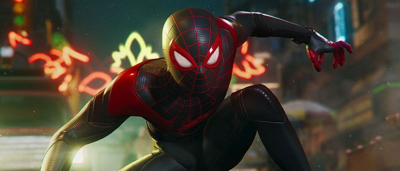 Miles Morales (Image Credit: Sony Interactive Entertainment)