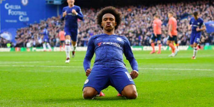 Willian looks set to depart Stamford Bridge