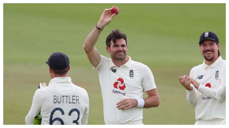 Jimmy Anderson recently became the first pacer to reach 600 Test wickets