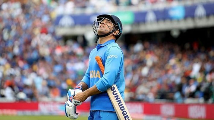 Mithali Raj stated that MS Dhoni was an inspiration and an institution in himself to millions of people