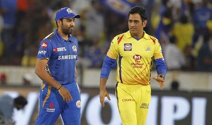 MS Dhoni and Rohit Sharma contested the final of the 2019 IPL