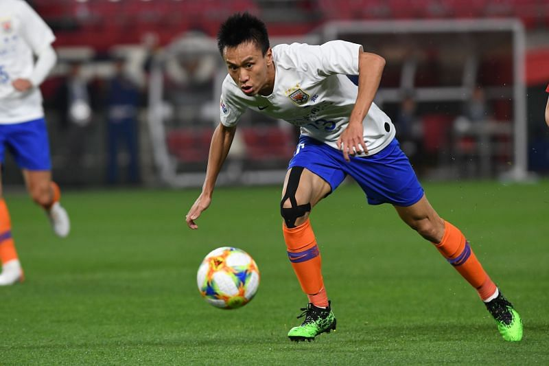 Shandong Luneng have a formidable squad