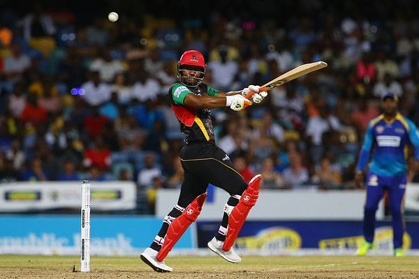 Evin Lewis and Chris Lynn need to do the bulk of the task to make up for the weak middle order