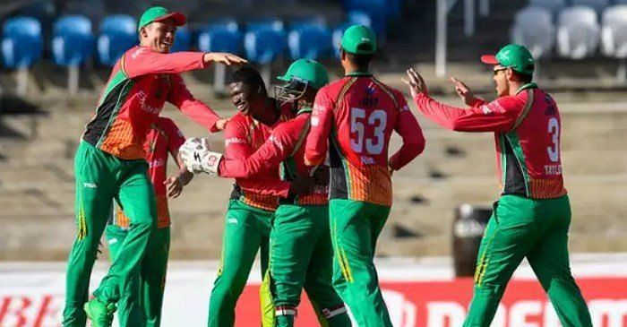 The Warriors gave a great team performance in their previous CPL match