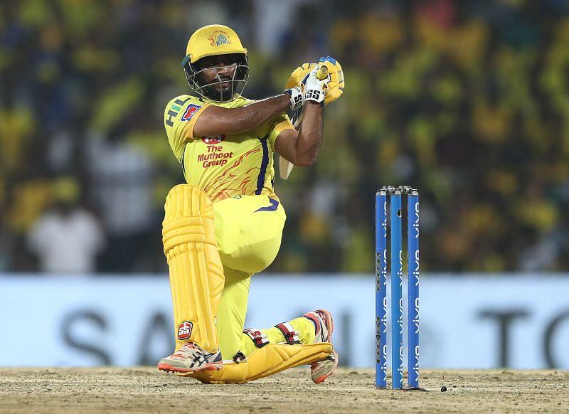 Ambati Rayudu will play for Chennai Super Kings in IPL 2020.