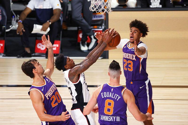 Lou Williams vs the Phoenix Suns