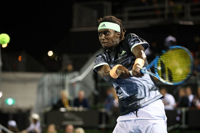 Mikael Ymer looks to make a mark at the US Open