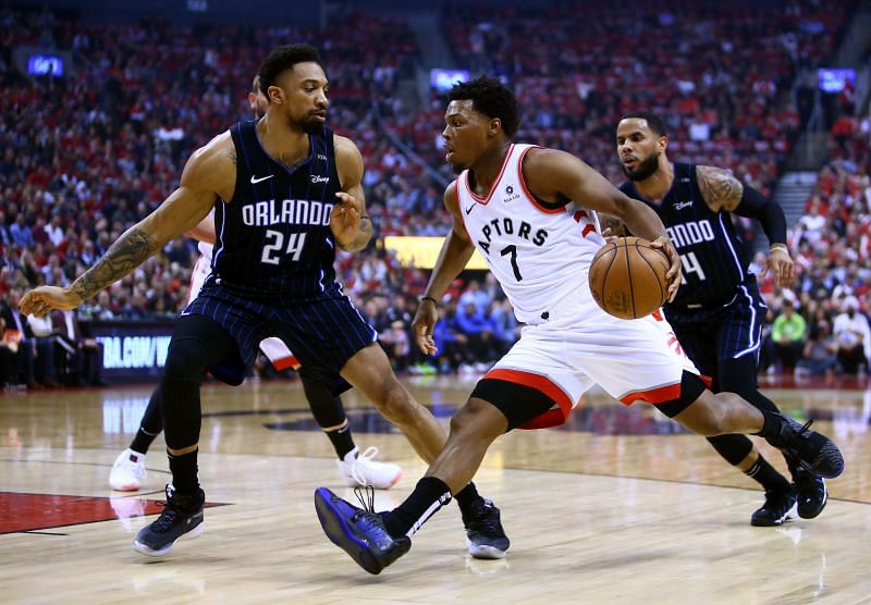 The Toronto Raptors will be looking to consolidate their hold on the second seed in the East