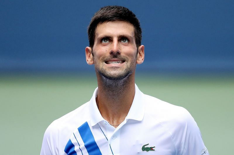 Novak Djokovic has not shied away from taking a stand