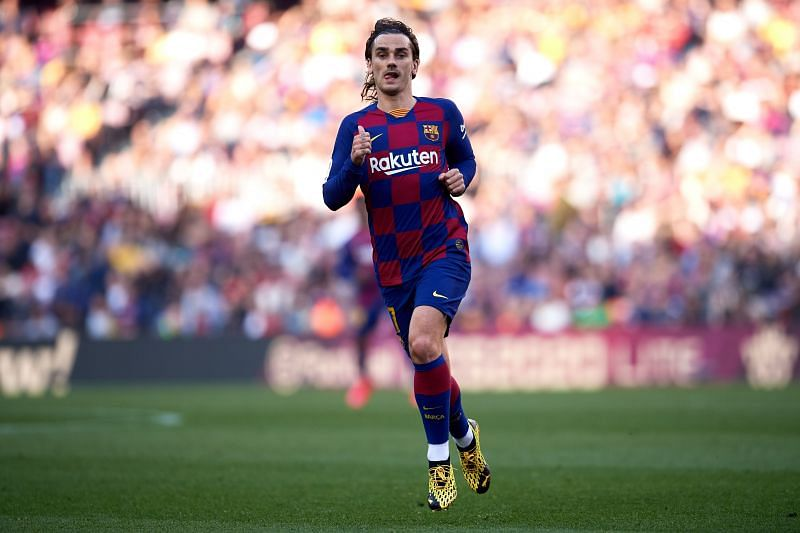 Antoine Griezmann has a lucrative deal with Barcelona.