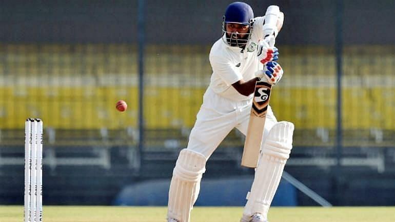 Wasim Jaffer represented India in 31 Test matches