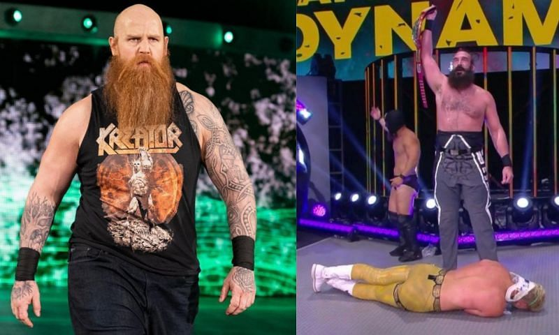 Erick Rowan talked about going to AEW; Brodie Lee, the AEW TNT Champion