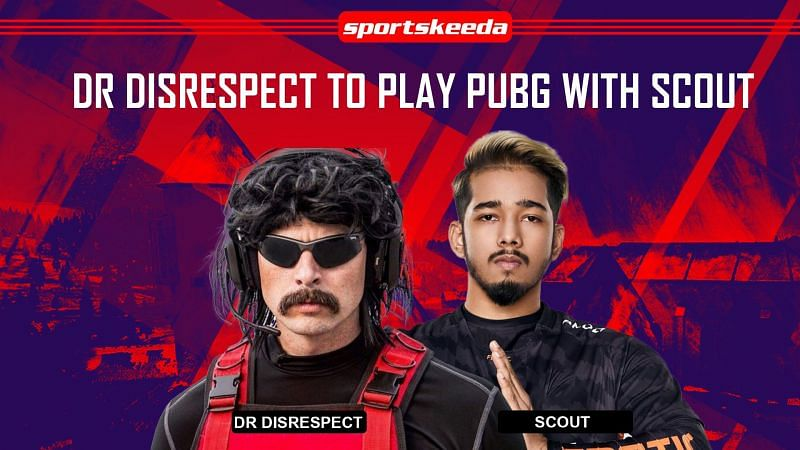 Dr. Disrespect and Scout to play PUBG together